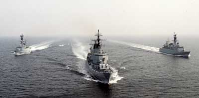 Danish frigates and corvettes have alternated in operating in STANAVFORLANT