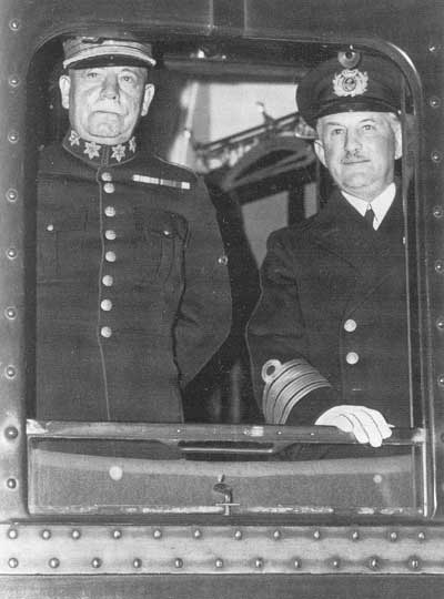 General With og viceadmiral Rechnitzer