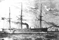 The Armored Frigate DANMARK