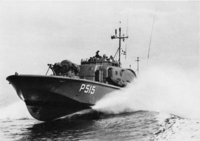 The Fast Patrol Boat SØULVEN